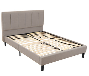 Ann Upholstered Platform Bed