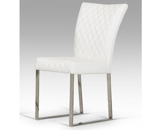 Bentley Side Chair - White