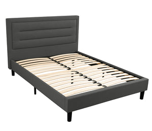 Brennan Upholstered Platform Bed