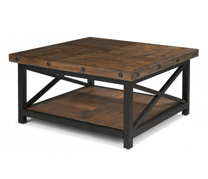 Carpenter - Coffee Table - Square