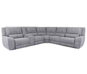 Carrera 6 Piece Sectional
