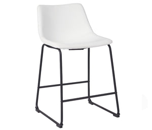 Centiar Counter Stool - White