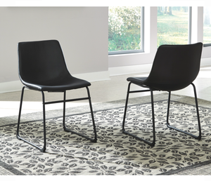 Centiar Dining Chair - Black