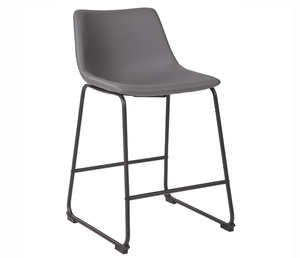 Centiar Counter Stool - Grey