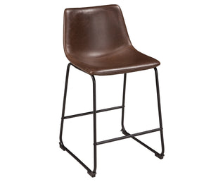 Centiar Counter Stool - Brown
