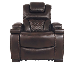 Warnerton - Power Reclining Chair w/ Power Headrest