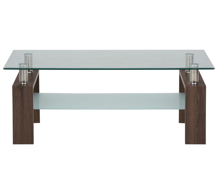 Compass Rectangle – Cocktail Table
