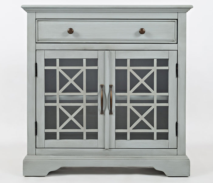 Craftsman Accent Cabinet - Earl Grey