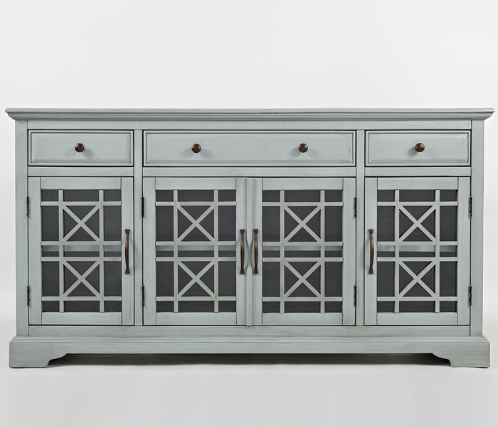 "Craftsman 60"" Accent Cabinet - Earl Grey"