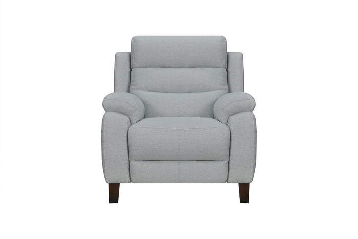 Crosby Chair - Power Reclining w/ Power Headrests - Grey