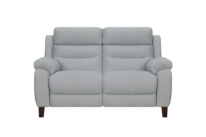 Crosby Loveseat - Power Reclining w/ Power Headrests - Grey