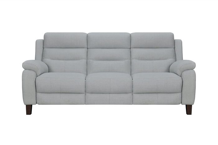Crosby Sofa - Power Reclining w/ Power Headrests - Grey