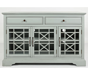 "Craftsman 50"" Accent Cabinet - Earl Grey"