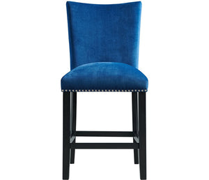 Francesca Counter Stool - Blue