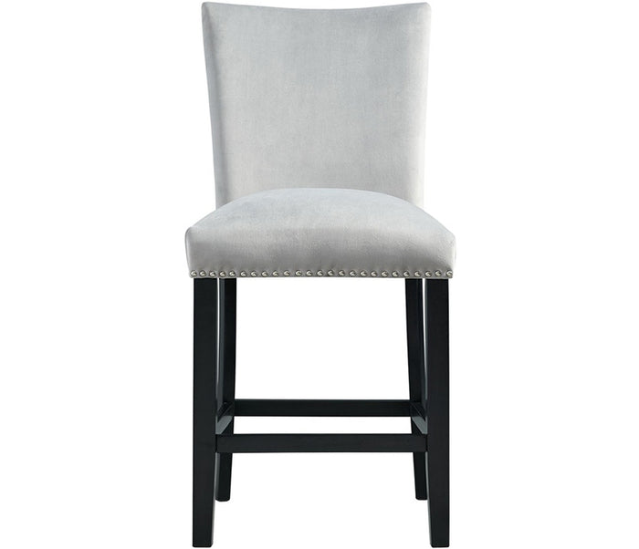 Francesca Counter Stool - Grey