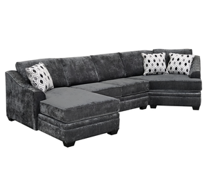 Fraser 3 Piece Sectional