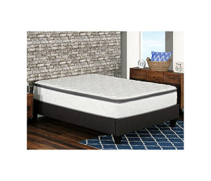 "Fuzion 12"" Euro Top Mattress"