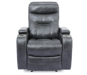 Galaxy -  Power Recliner -  Grey
