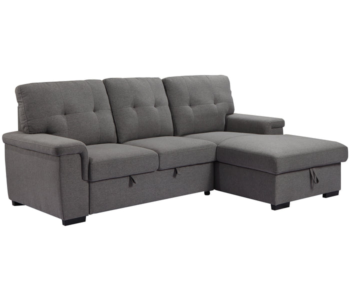 Giada 2 Piece Sectional w/ Sleeper