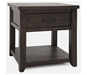 Madison County Harris - Charcoal - End Table