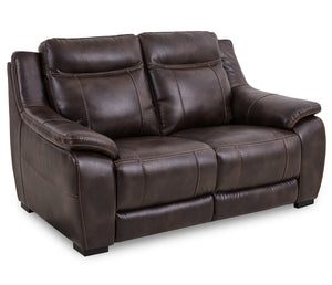 Harvey Loveseat - Coffee