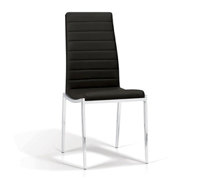 Hazel Side Chair - Black