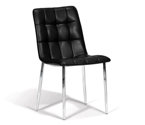Jules Side Chair - Black