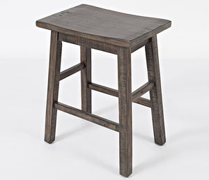 Madison County - Charcoal - Counter Height 3 Pack