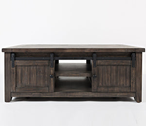 Madison County - Charcoal - Coffee Table