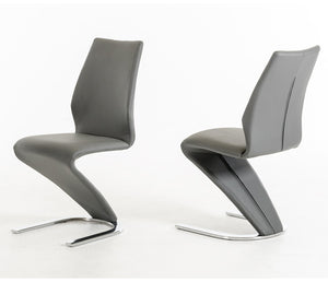 Milano Dining Chair - Grey