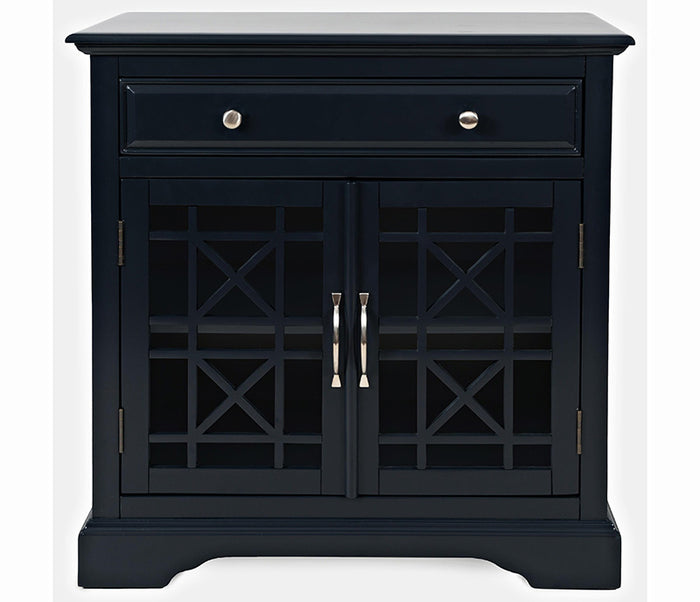 "Craftsman 32"" Accent Cabinet - Navy"