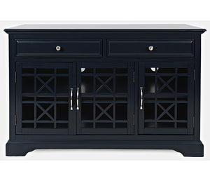 "Craftsman 50"" Accent Cabinet - Navy"