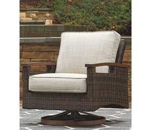 Paradise Trail Swivel Chair Set (2 Chairs)