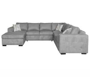 Paramount 3 Piece Sectional w/ Sleeper