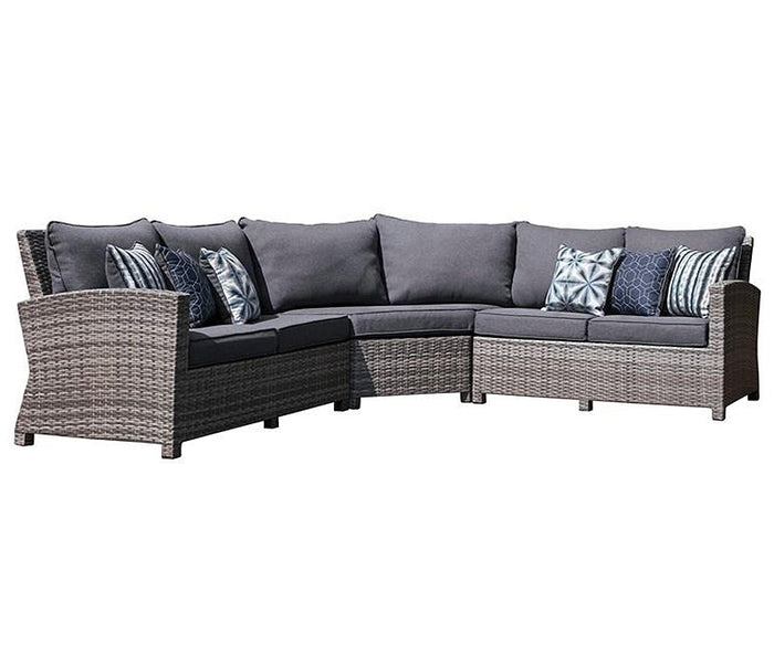 Salem Beach 3 Piece Sectional