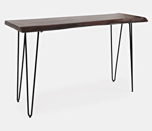 Nature's Edge - Sofa Table - Brushed Grey