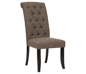 Tripton Side Chair - Grey