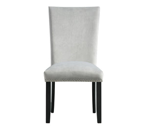 Francesca Side Chair - Grey