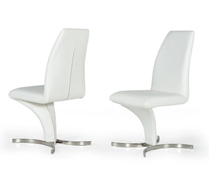 Verona Dining Chair - White