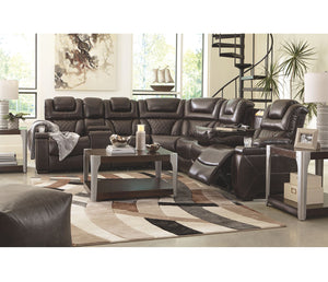 Warnerton 3 Piece Sectional