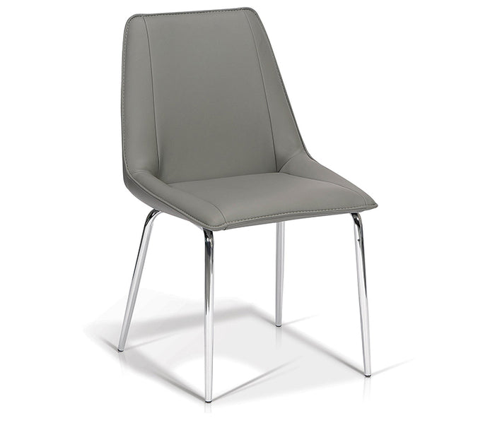 Zen Side Chair - Grey
