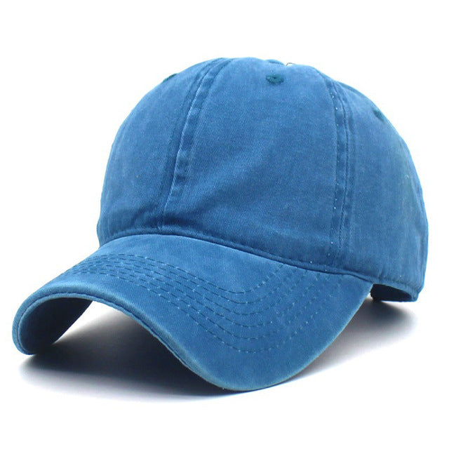 cotton baseball caps for him