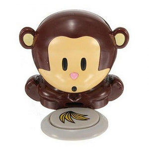 Impress Your Friends With A Cute Monkey Nail Dryer!