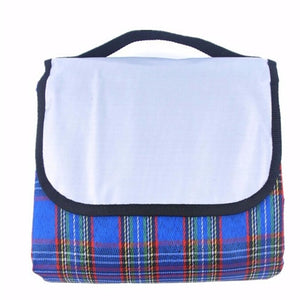 Outdoor Waterproof Beach Picnic Folding Camping Plaid Blanket