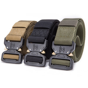 New Nylon Military SWAT Combat Army Tactical Belt