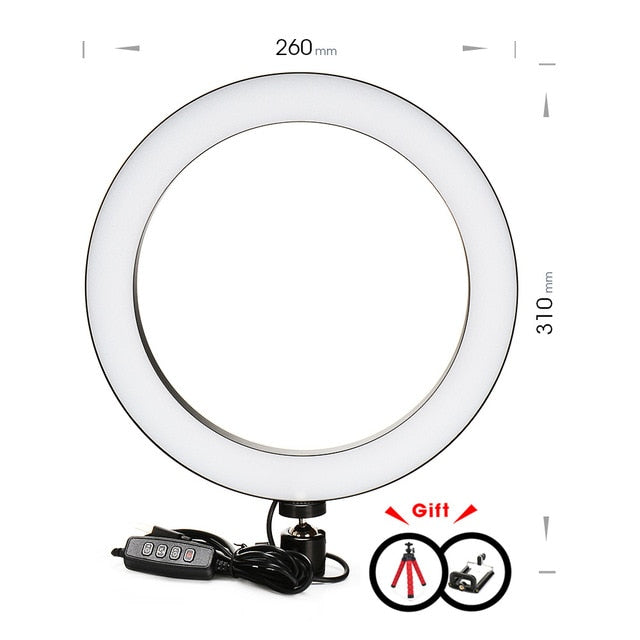 Ring Light For Photography