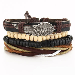 leather wristbans teen