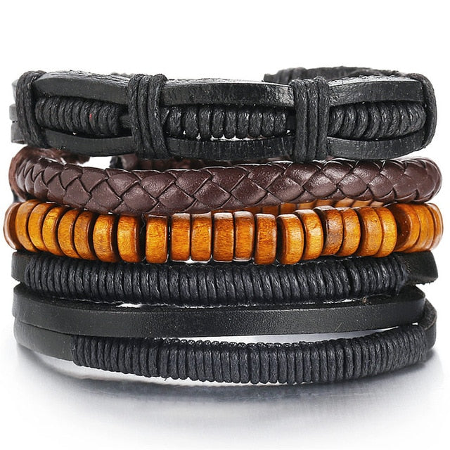 leather wristbans for teen