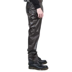 Biker Trousers Brown