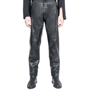 Biker Trousers Black